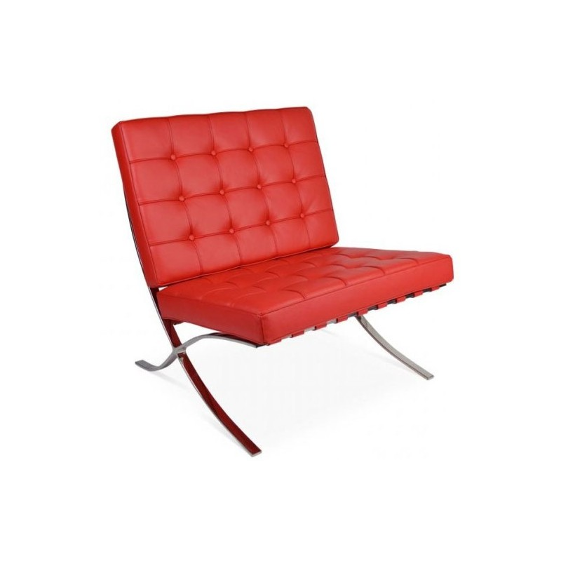 Rouge Rouge Premium Chaise Chaise Barcelona Rouge Barcelona Premium Chaise Barcelona BoQrxsthdC