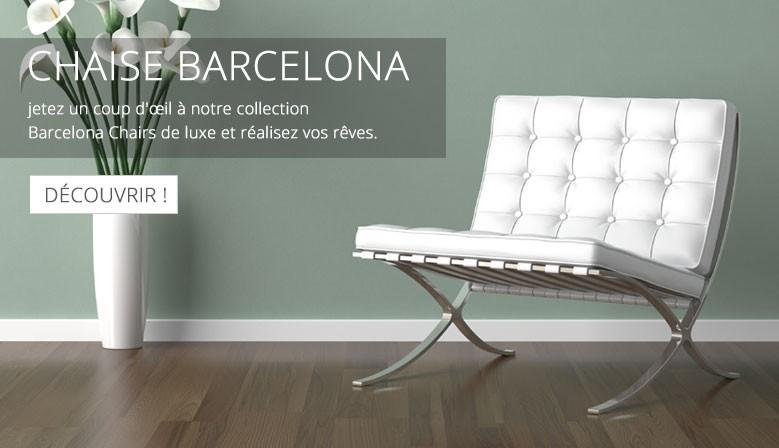 Chaise Barcelona