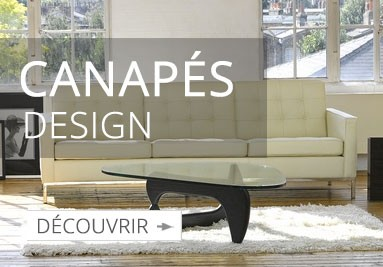Canapés design
